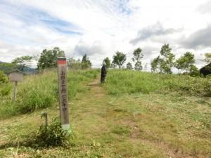 28年07月05日 写真 浪合振興室 登山道整備工事 草刈り (11)