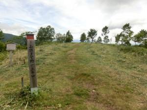 28年07月05日 写真 浪合振興室 登山道整備工事 草刈り (13)