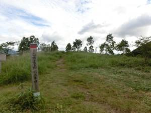 28年07月05日 写真 浪合振興室 登山道整備工事 草刈り (10)